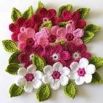 çiçek motif örnekleri