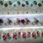 çeyizlik havlu nakışı örnekleri