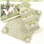 örgü klozet takımı dizaynları