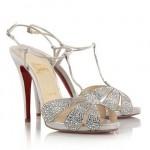 Açık Gelin Ayakkabı Modeli