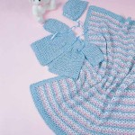 bebek battaniyesi hırkası ve şapkası