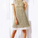 dantel elbise örnekleri