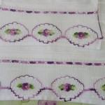 dantel havlu kenarı modelleri