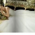 dantel tül 2012 düğün elbiseleri