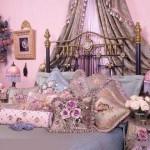 dekoratif kurdela nakışı tekstil ürünleri