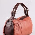 kahverengi tana çanta örneği