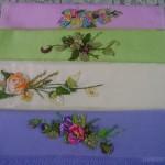 kurdela nakışı havlu dizaynları