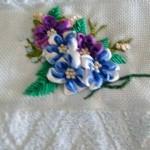 kurdela nakışlı havlu tasarımları