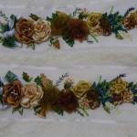 kurdela nakışı havlu tasarımları