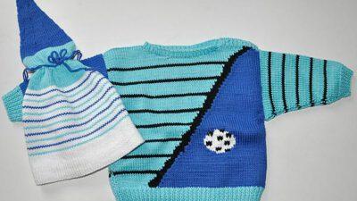 Bebek Çocuk Kazak ve Bluzları