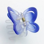 mavi kelebek mandal toka modeli
