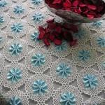 mavi kumaşlı dantel fiskos modeli