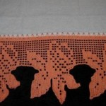 modern şık havlu kenarı örnekleri