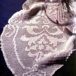 oval krem dantel dizayn