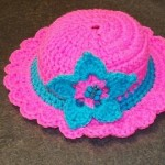 pembe mavi bebek şapka ve patiği