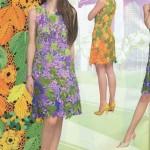 rengarenk dantel elbise örnekleri