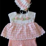 turuncu beyaz şapkalı pantalonlu bebek bluzu modeli