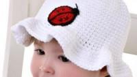 Örgü Bebek Şapkası Modelleri