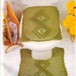 yeşil klozet takımı modeli