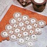 çiçekli kare vitrin takımı modeli