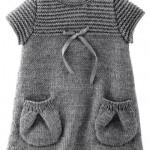 Cepli kısa kollu tunik