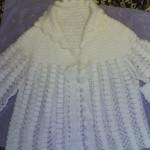 beyaz yakalı örgü lizöz modeli