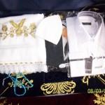 damat gömleği havlusu takkesi