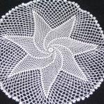 deniz yıldızlı vitrin takımı modeli