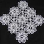 dokuz çiçekli vitrin takımı modeli