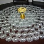 gönen iğne oyalı modern masa örtüsü