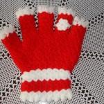 kırmızı yüzüklü eldiven lif modeli
