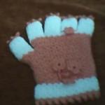 kahverengi beyaz eldiven lif modeli