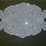 kelebek motifli şömen tabla modeli