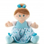 kucak açmış tatlı bez bebek modeli