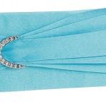 mavi renkli taşlı abiye çanta modeli