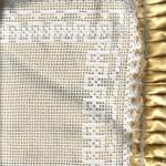 motifli dantel seccade modeli