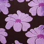 pembe çiçekli döşemelik kumaş modeli