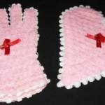 pembe eldiven lif ve kalp lif modeli