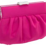 pembe renkli 2012 abiye çanta modeli