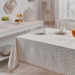 sütlükahve kare masa örtüsü modeli