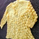 sarı fıstık örgülü lizöz modeli