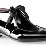 spor bağcıklı damat ayakkabısı