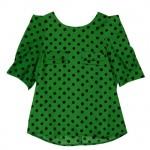 yeşil cepli penye modeli