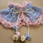 yeni doğan bebek pelerin modeli