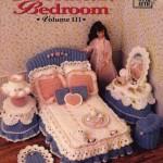 barbinin örgü oyuncak yatağı