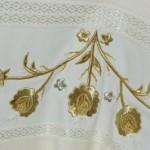 maraş işi havlu modeli