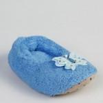 mavi kebekli panduf modeli