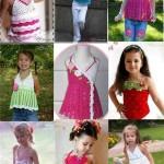 örgü çocuk giysileri