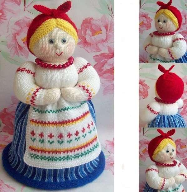 Кукла трикотажная своими руками