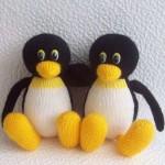 örgü penguenler